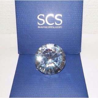 施華洛會員限量切角水晶 Swarovski Crystal Society Crystal Diamond Cut Chaton