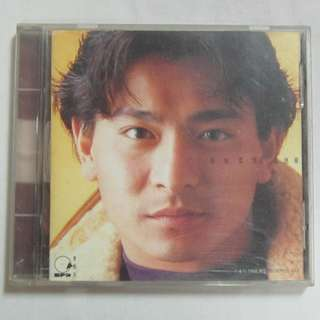 Andy Lau 刘德华 1992 IPS Records Chinese CD IPCX-9206-C