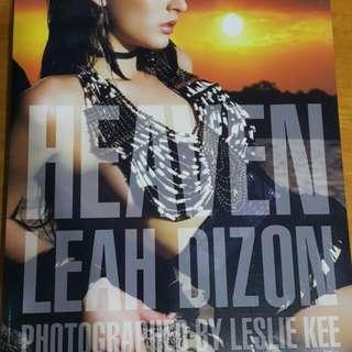 Leah Dizon 巨型寫真集