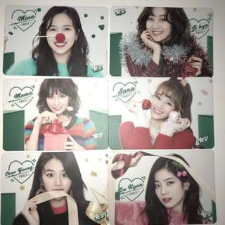 Twice Yes! Card 第29期