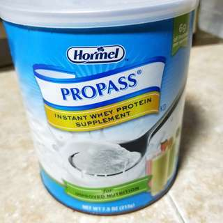 Propass protein powder