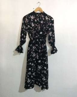 Maxi floral dress 🌺
