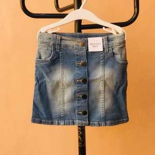 BN H&T Denim Skirt