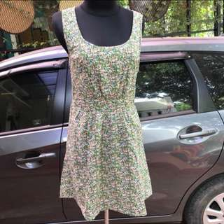 SALE!! Flowers dress