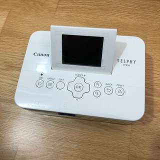 Canon SELPHY 輕巧相片打印機 Compact Photo Printer CP810