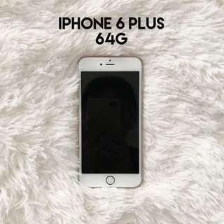 iPhone 6 PLUS 64G (Gold)