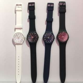 全新swatch 手錶正價八五折