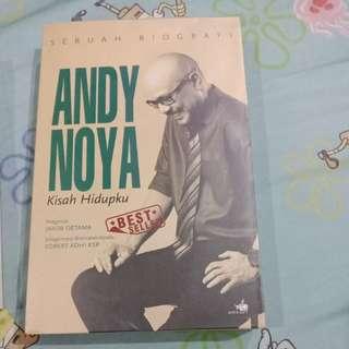 Kick Andy biografi