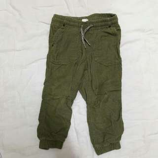 H&M Boys Cargo Pants