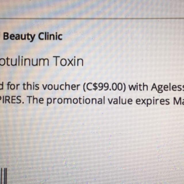 20 units botox