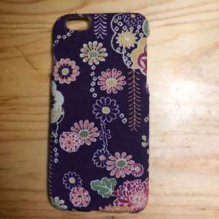 Hand-made iPhone 6/6s case 手作電話殻- bought from Kyoto,Japan