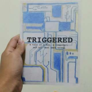 TRIGGERED: A tale of a boy, a computer, and all that went wrong