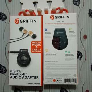 Griffin iTrip Clip