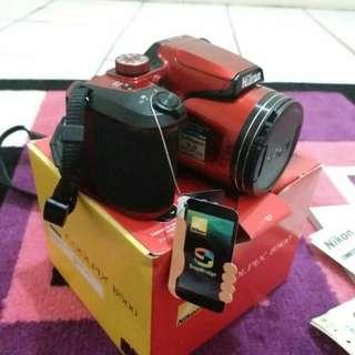 Kamera Nikon COOLPIX B 500 mulus