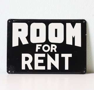 Room for rent (2/3 in a room)