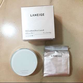 BN Laneige BB Cushion with refill