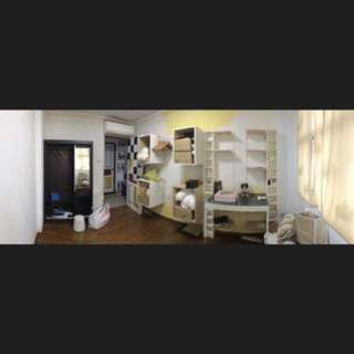 Room and toilet for rent / rental at Woodlands Drive 75 Level 12