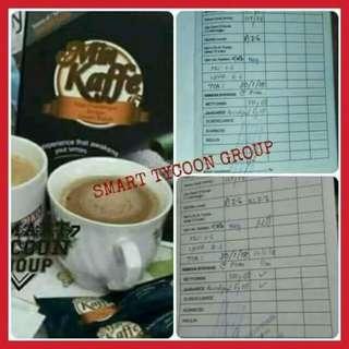 Set PKP Min Kaffe + Garlic Tablet