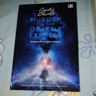 Agatha Christy Murder on the orient express