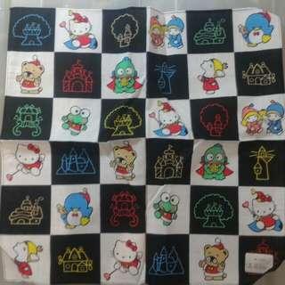 Sanrio Puroland 手巾