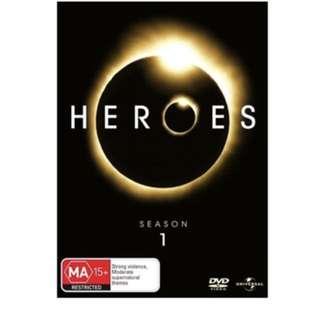Heroes Season One