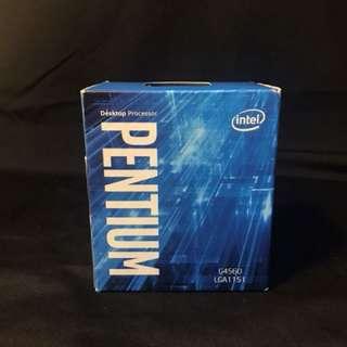 intel PENTIUM G4560 「神CPU」