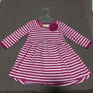 Longsleeve Dress 12-18mos