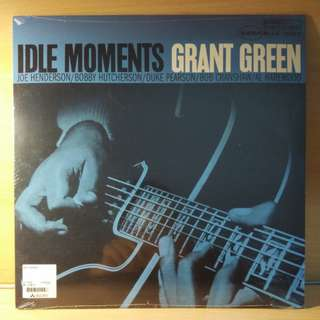 Grant Green Idle Moments 黑膠唱片