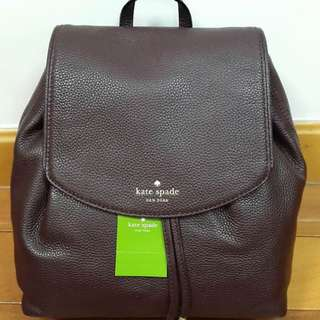 Kate Spade brand new backpack 手袋背包
