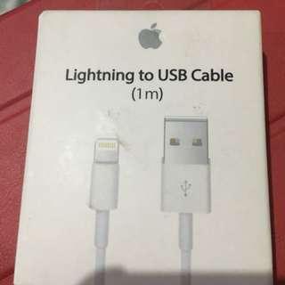 APPLE USB CABLE (ORIGINAL)