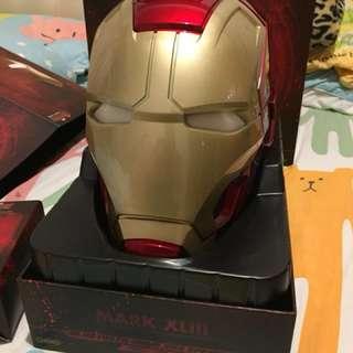 全新 Camino Iron Man Mark 43 Bluetooth Wireless Speaker 復仇者聯盟 2 奧創紀元 藍芽喇叭 限量500個