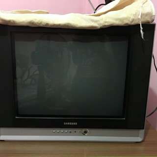 Samsung Analaog TV
