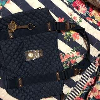 kipling shoulder bag convertable sling