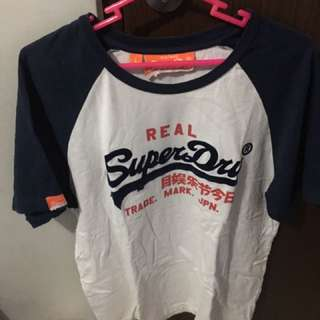 Superdry shirt bought from HK size Large