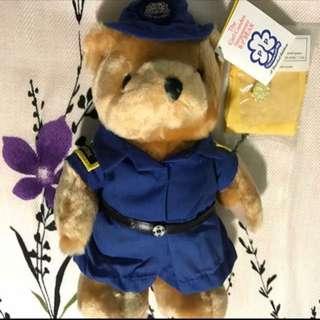 Girl Guides Singapore B.P Bear