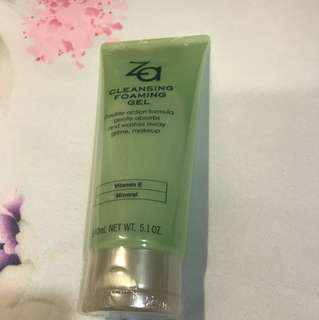 ZA cleansing forming gel