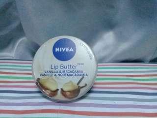 Nivea lipbutter vanilla