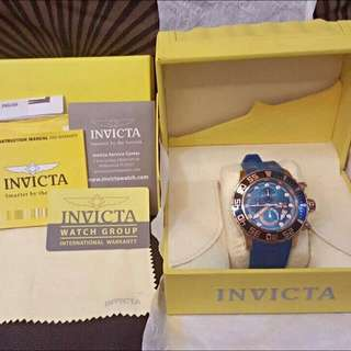 RE-PRICED Invicta Watch