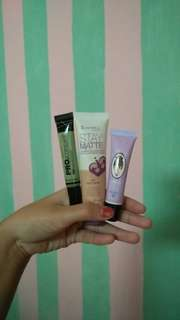 paket hemat foundie concealer blush on