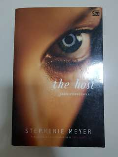 Novel The Host (by Stephanie Meyer)