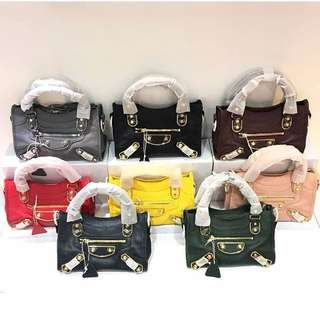 Balenciaga 8 colors