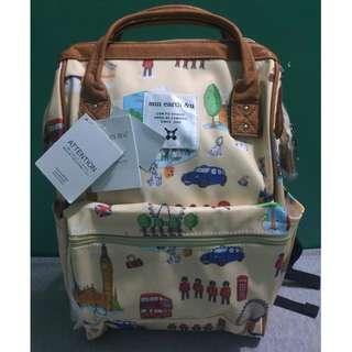 Anello sun earth &u mini rucksack