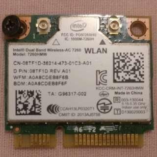 Intel WLAN & Bluetooth Adpator Laptop