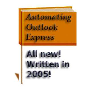 How to Automate your eBook Delivery With Outlook Express eBook