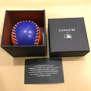 Coach MLB Paperweight Baseball (Brand New)