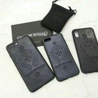 Chrome hearts iPhone cover
