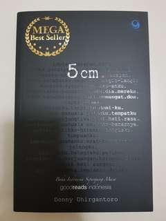 Novel 5 cm (oleh Donny Dhirgantoro)