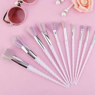 [LIMITED ]Unicorn Makeup Brushes