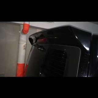 NV350 Roof spoiler for sale