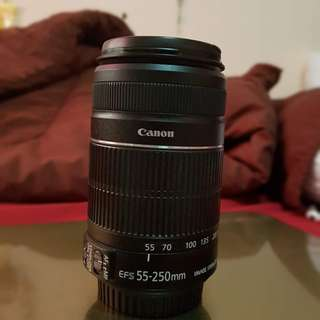 Macro Lens 55-250mm Original Canon